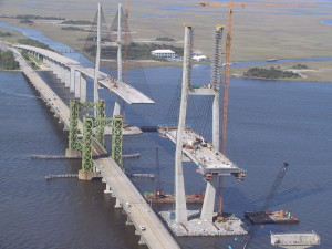 SidneyLanierBridgeConstruction