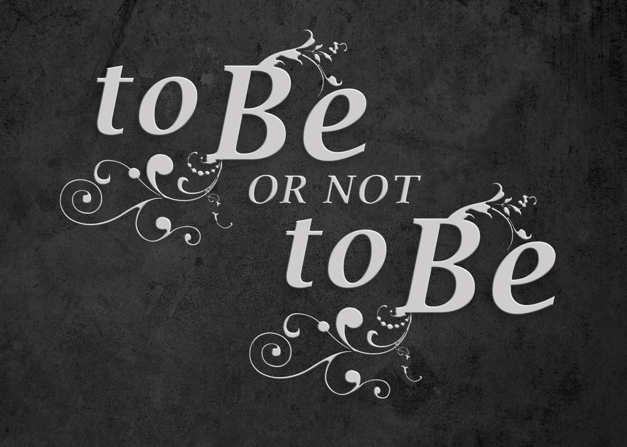 to be or not to be essays To be or not to be essay examples 12 total results the most notable line of hamlet 1,245 words 3 pages the translation of to be or not to be 293 words 1 page.